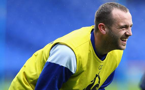 James McFadden Merapat Ke Motherwell