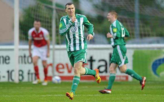 Sligo Rovers slip up against Bray Wanderers