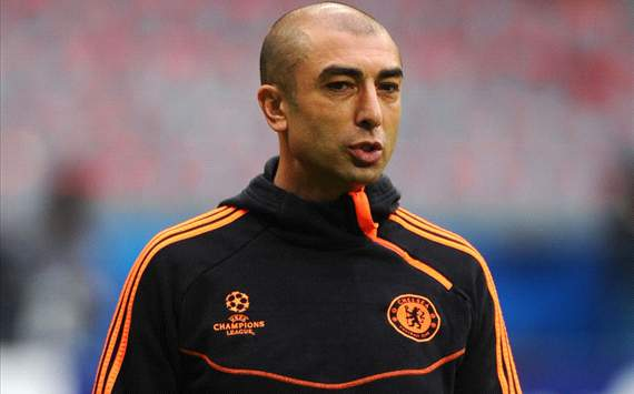 Di Matteo: Chelsea fit and ready to go