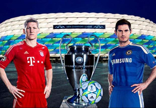 Chelsea will beat Bayern Munich in the Champions League final, say the majority of Goal.com readers