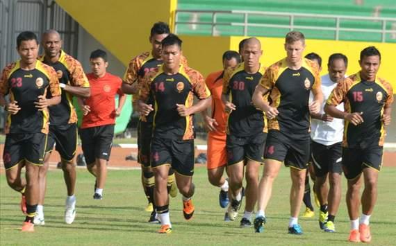 Sriwijaya FC (Goal.com/Antara)