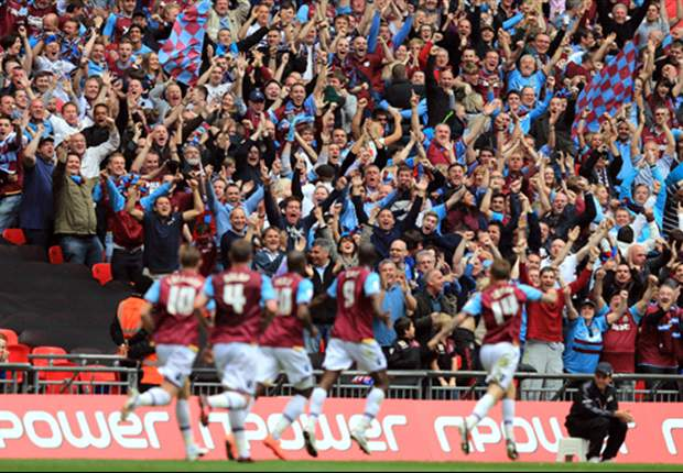 West Ham is promoted to the Premier League