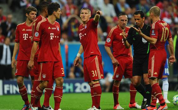 Germany must drop some of their gutless Bayern stars at Euro 2012 or risk a Champions League final repeat