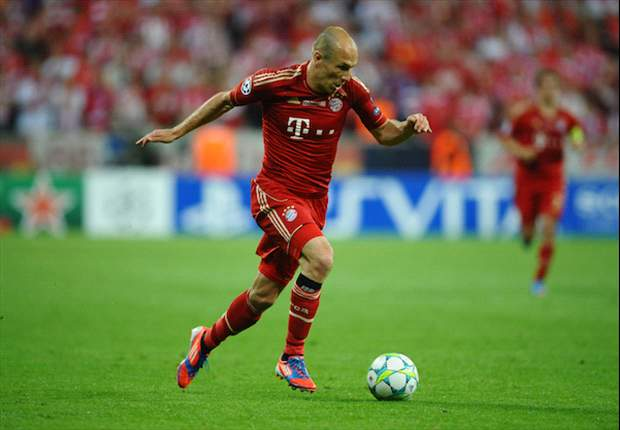 Beijing Guoan 0-6 Bayern Munich: Robben on song as Bavarians cruise to victory
