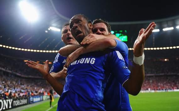 Chelsea juara Liga Champions 2012