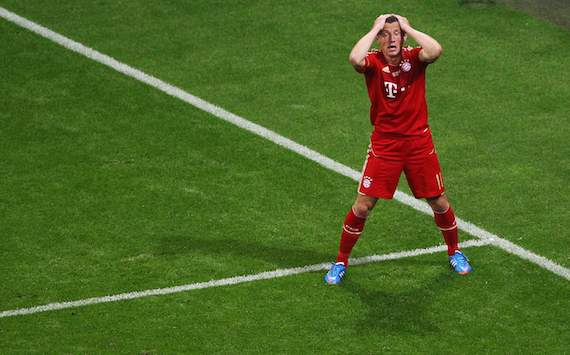 Daylight Robbery: Wasteful Bayern blow their chance of Champions League glory in Chelsea penalty drama
