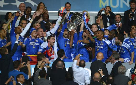 'Champions League win means everything to Chelsea' - Lampard