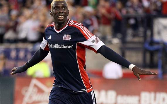 Saer Sene; New England Revolution v Houston Dynamo