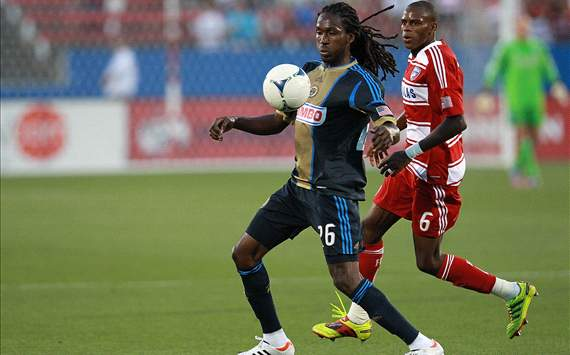 Keon Daniel, Philadelphia Union; Jackson, FC Dallas; MLS
