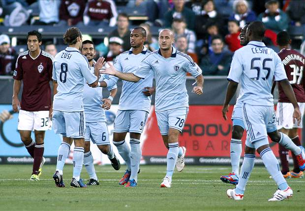 Colorado Rapids make comeback one goal at a time
