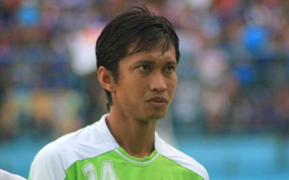 Arief Suyono - Mitra Kukar (GOAL.com/Abi Yazid)
