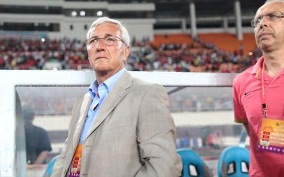 Lippi: I have the best team in China