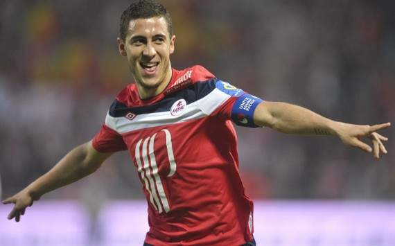 Hazard has changed his mind, says Lille boss Garcia