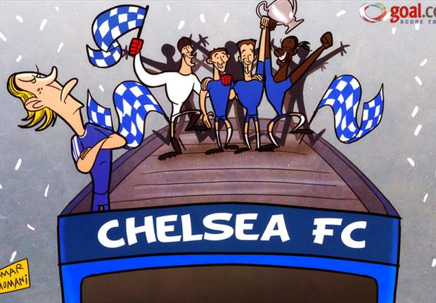 Sulking Torres and silent Abramovich make Chelsea's glorious Champions League homecoming one in a billion