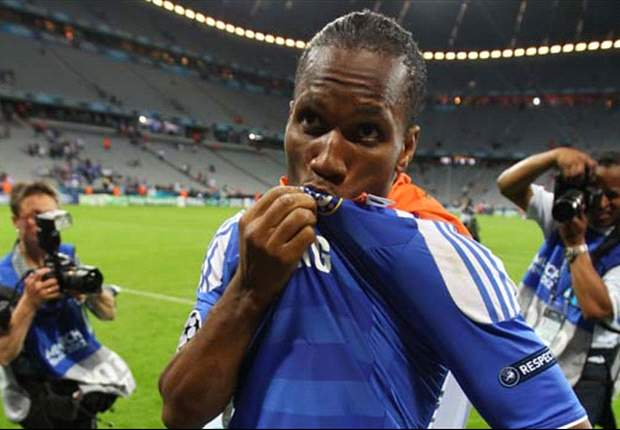 Benni McCarthy, Didier Drogba & the top five African players to have won the Champions League