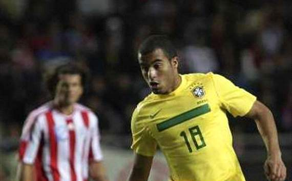 Real jagt Sao Paulo-Talent Lucas Moura