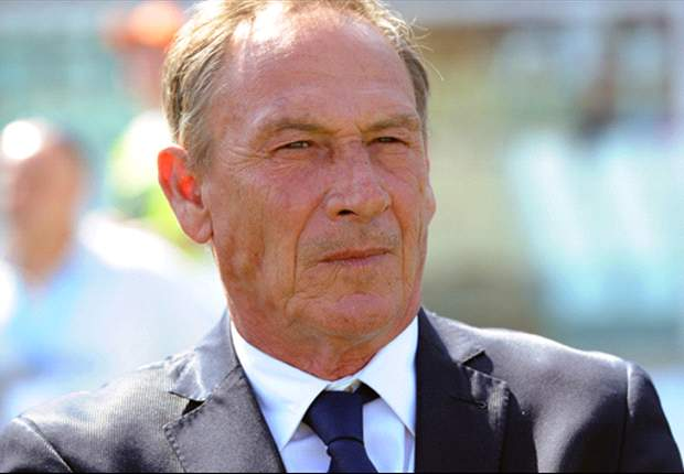 Roma appoint Zeman as coach