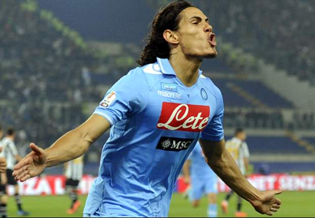 Britos certain Cavani will stay at Napoli