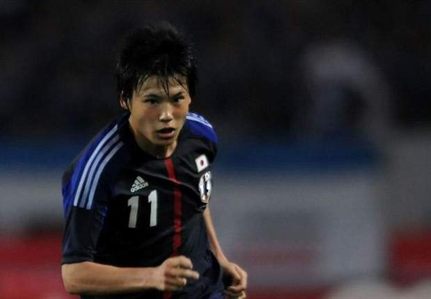 Ryo Miyaichi thrilled to make Japan debut but admits he had nerves