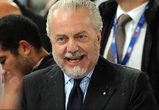 De Laurentiis threatens to 'beat up' journalists over Cavani questions