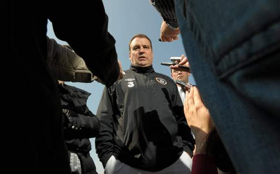 Marco Tardelli tells Ireland's senior players not to quit after Euro 2012