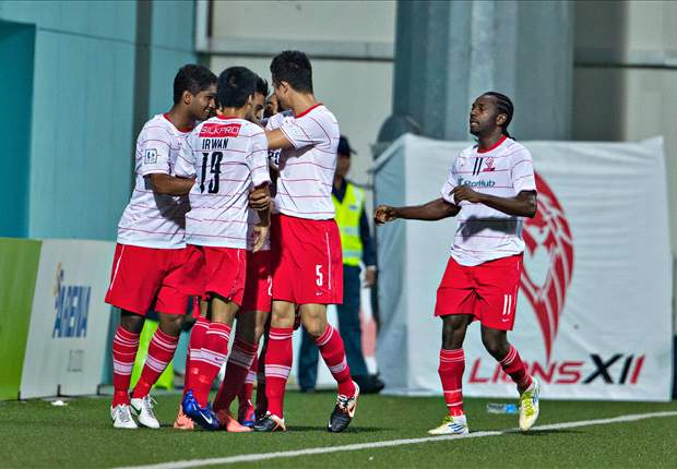 'Anything can happen' - LionsXII coach V.Sundramoorthy optimistic on title chance