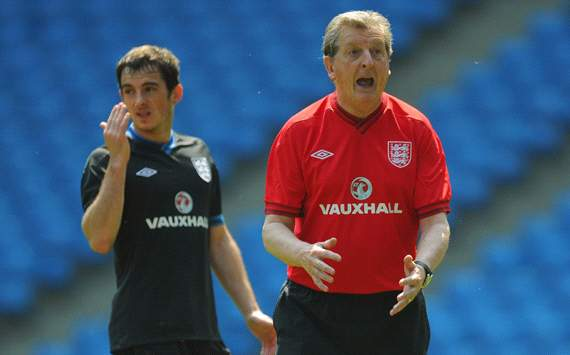 I have what it takes to lead England, says Hodgson