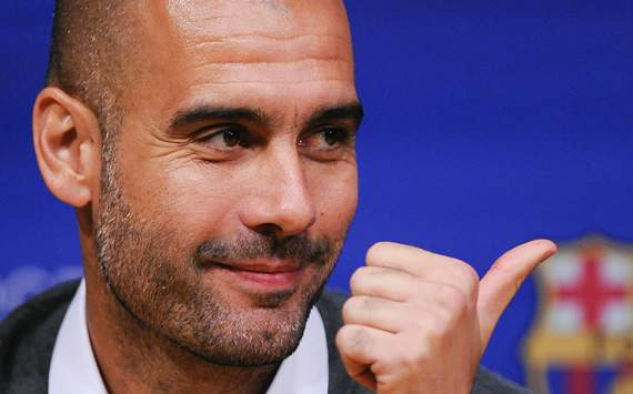 Guardiola will return next year, says Laporta