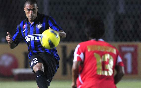 Laporan Pertandingan: Indonesia Selection 2-4 Inter Milan