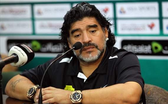 Diego Maradona - Al Wasl