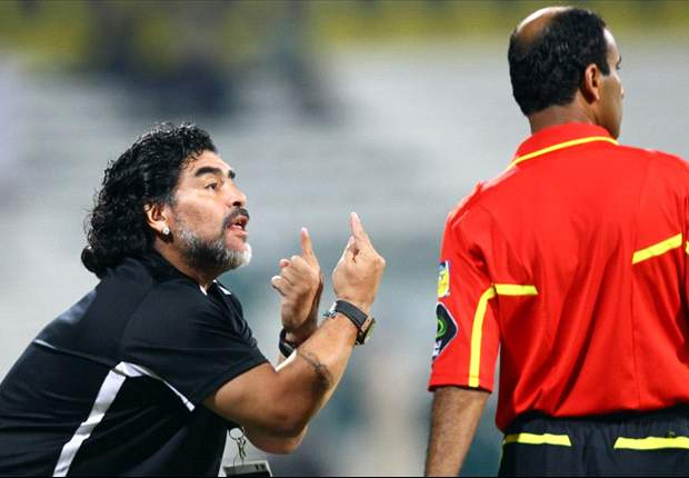 Al Wasl's Maradona gimmick running out of time
