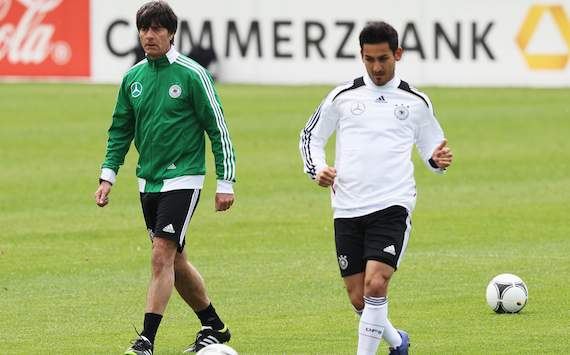 Gundogan, Cacau &amp; the Germany stars playing for their Euro 2012 places in Switzerland friendly