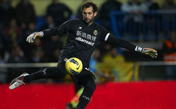 Real Madrid return is best thing to happen - Diego Lopez