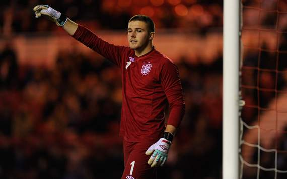 Butland hoping for 'dream' England debut against Italy