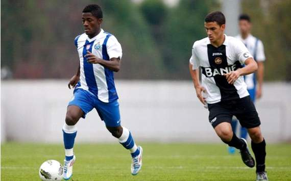Ghana's Ebo Andoh: Porto's Christian Atsu is my inspiration