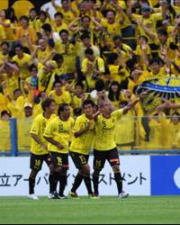 Kashiwa Reysol; J-league