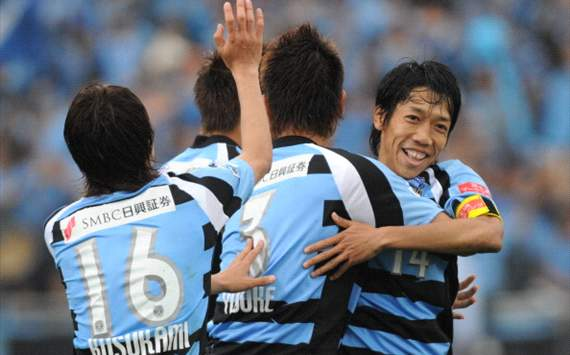 J-League Review: Last-gasp goals shock several teams including leaders Vegalta Sendai