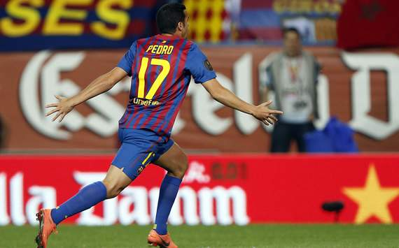 Pedro, Barcelona, Athletic Bilbao