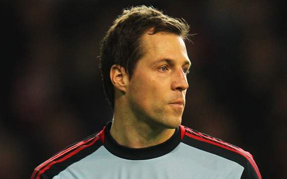 Denmark's Sorensen ruled out of Euro 2012