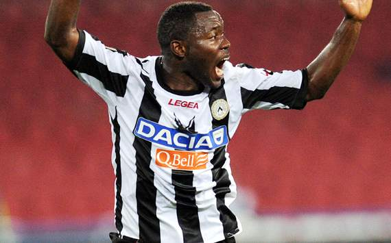 Kwadwo Asamoah - Udinese