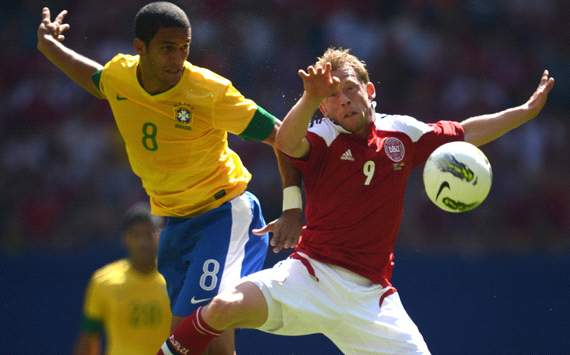 Romulo - Brazil-Denmark