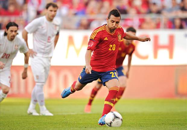 Arsenal to overcome late hitch to seal £18m Cazorla deal this week
