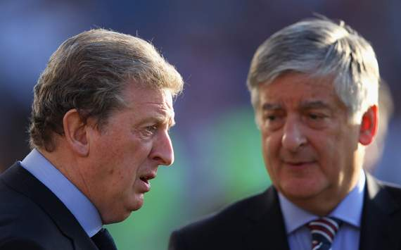 FA chairman David Bernstein issues apology after the Hillsborough report's release