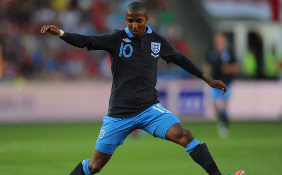 International Friendly: Norway v England, Ashley Young