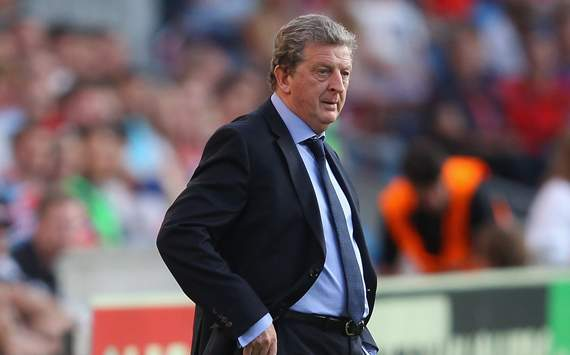 International Friendly - Norway v England, Roy Hodgson