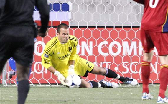 Kyle Reynish, Real Salt Lake, MLS
