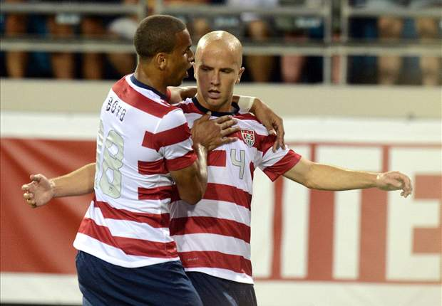 Zac Lee Rigg: Michael Bradley glaring away the obstacles to secure Roma move