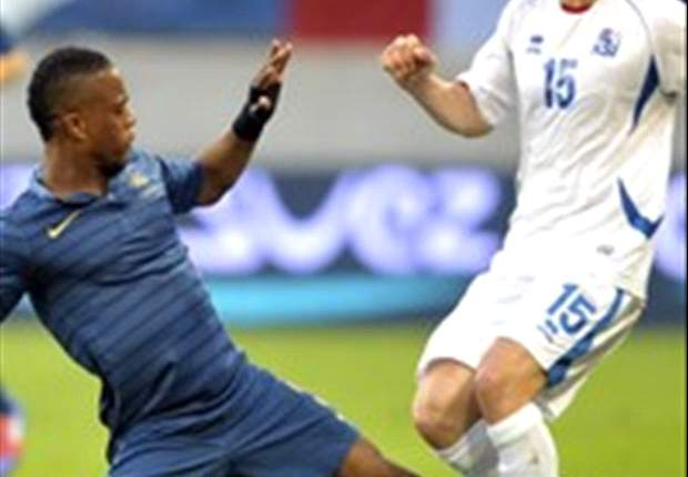 France defender Evra claims Rooney suspension is perfect for Les Bleus