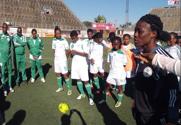 Nigeria U-20 women's team to resume training on Saturday