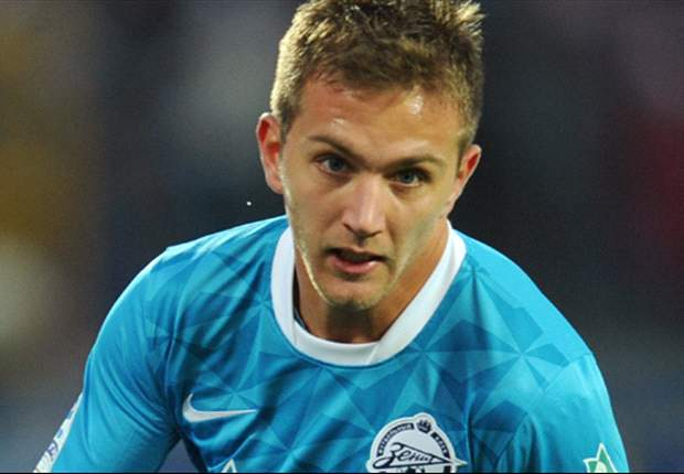Zenit defender Criscito out for the season